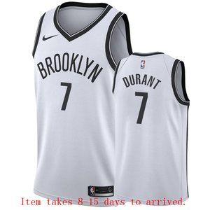 Mens Brooklyn Nets Kevin Durant Jersey